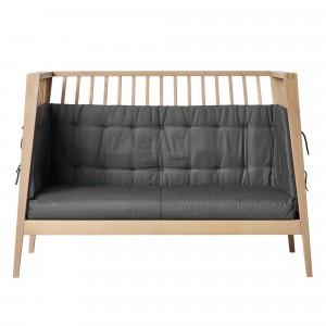 Leander Sofa Set voor Linea Babybed, Cool Grey