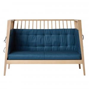 Leander Sofa Set voor Linea Babybed, Dark Blue