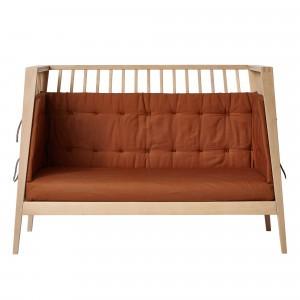 Leander Sofa Set voor Linea Babybed, Ginger