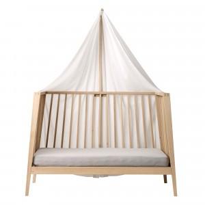 Leander Klamboe voor Linea Babybed, White