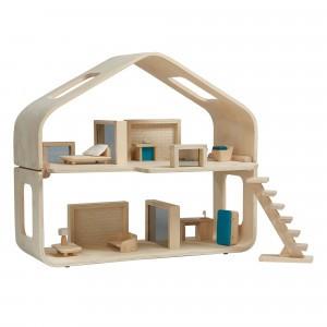 PlanToys Poppenhuis Modern