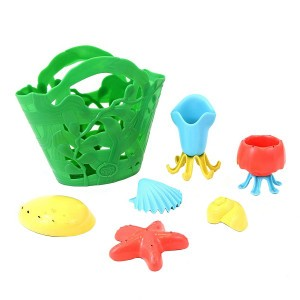 Green Toys Badspeelgoed Mandje Groen