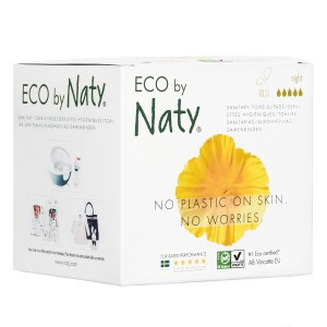 Naty Eco Maandverband Night