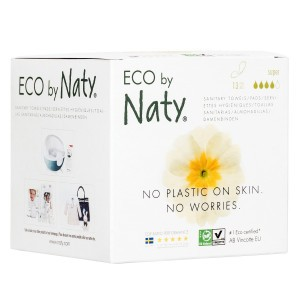 Naty Eco Maandverband Super