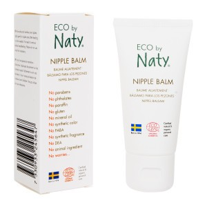 Naty Eco Tepelcrème