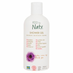 Naty Eco Shower Gel