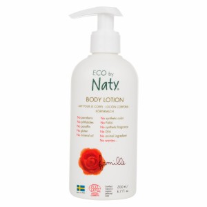 Naty Eco Body Lotion