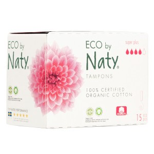Naty Eco Tampons Super Plus