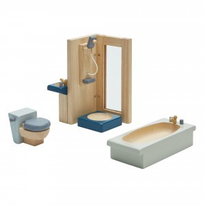 PlanToys Poppenhuis Badkamer 'Orchard Collection'
