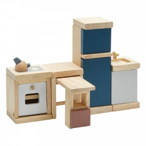 PlanToys Poppenhuis Keuken 'Orchard Collection'