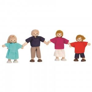 PlanToys Poppenfamilie