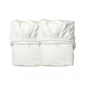 Leander Hoeslaken Juniorbed (70 x 140 cm) 2-pack, Snow