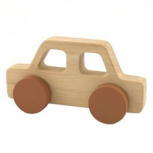 Pinch Toys Houten Duwfiguur Maxi 80's Auto