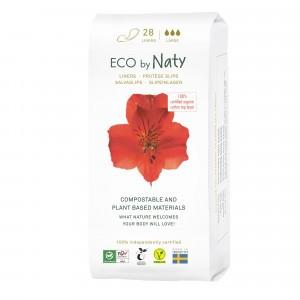 Naty Eco Inlegkruisjes Large (28 stuks)