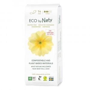 Naty Eco Maandverband Normaal (14 stuks)