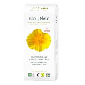 Naty Eco Maandverband Nacht (10 stuks)