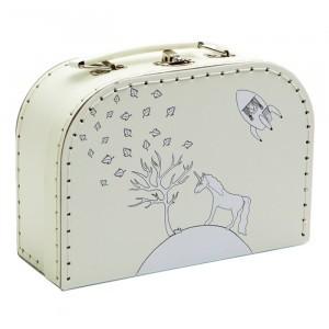 Pellianni Koffer Eenhoorn