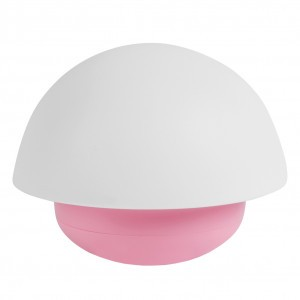 Flow Nachtlampje Nuke Roze