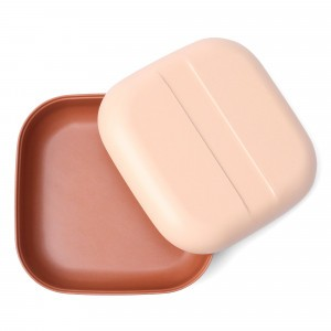 Ekobo Snackbox Blush/Terracotta