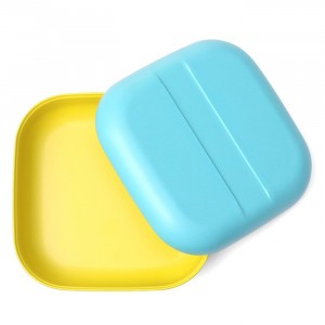 Ekobo Snackbox Lagoon/Lemon