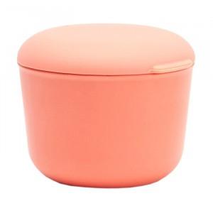 Ekobo Store & Go Voorraadbakje (225 ml) Coral