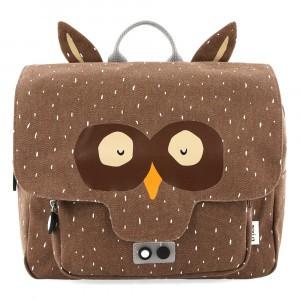 Trixie Boekentas Mr. Owl