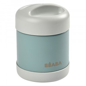 Beaba RVS Thermosbox (300 ml) Light Mist/Eucalyptus