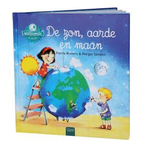 Clavis Leesboekje De zon, aarde en maan