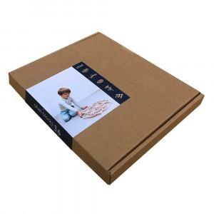 Abel Blocks Mini Houten Bouwblokken (36 stuks)