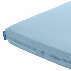 Aerosleep Hoeslaken 40 x 90 cm Blauw