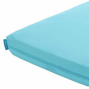 Aerosleep Hoeslaken 60 x 120 cm Aquablauw