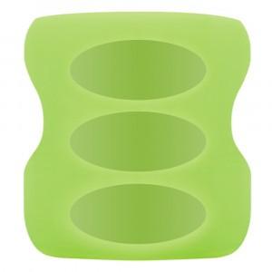 Dr. Brown's Beschermhoes Brede Hals Fles Glas (150ml) Limoen
