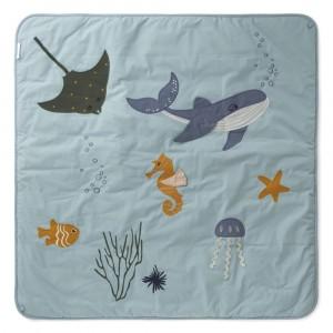 Liewood Activiteitendeken Sea Creature Mix