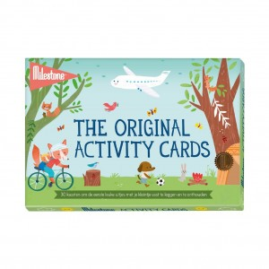 Milestone Activity Cards Nederlandstalige versie