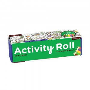 Mudpuppy Activity Roll Rainforest