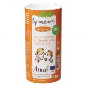 Anae Cosmetische Bijenwas Korrels (125g)