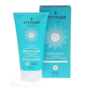 Attitude After Sun Calendula Mint en Komkommer (150ml)