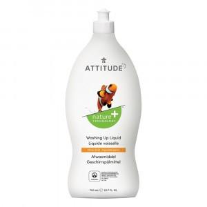 Attitude Afwasmiddel Citrus Zest (700ml)
