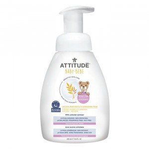 Attitude Sensitive Skin Babyfles- en Afwasschuim