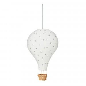 Cam Cam Lamp Luchtballon Dots Navy Mint