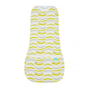 Ergopouch Aircocoon Citron arrow 0,2 (cool)