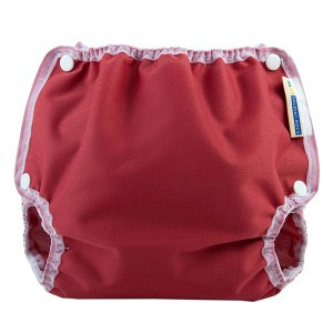 Mother ease Overbroekje Air Flow XL (15-20 kg) Cranberry