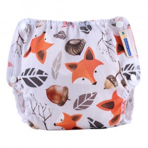 Mother ease Overbroekje Air Flow XL (15-20 kg) Foxy