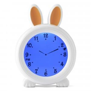 Alecto Slaaptrainer/Wekker Bunny