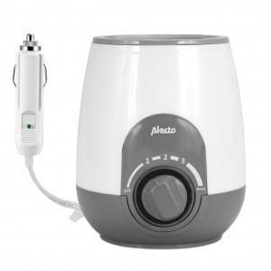 Alecto Flesverwarmer met auto adapter 12V - BW-512
