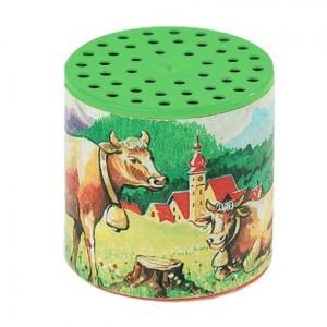 Janod Traditionele loeidoos koeien in de wei groen