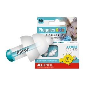Alpine Gehoorbescherming Pluggies Kids