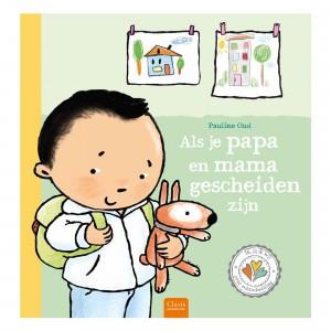 Clavis 'Ik, jij & wij' Informatief Leesboek Als je papa en mama gescheiden zijn