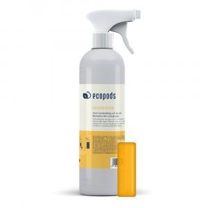Ecopods Verstuiver Aluminium Ontvetter (500 ml) inclusief capsule