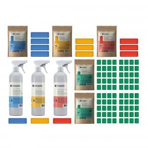 Ecopods Alu Starter Pack M